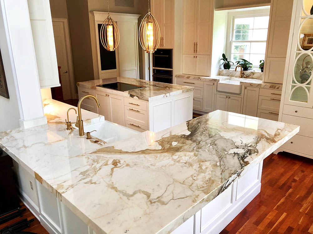 Marble Kitchen Countertops Clic